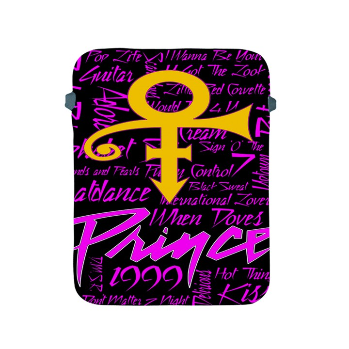 Prince Poster Apple iPad 2/3/4 Protective Soft Cases