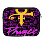 Prince Poster Apple iPad 2/3/4 Zipper Cases Front