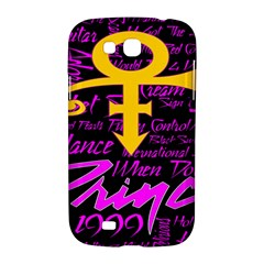 Prince Poster Samsung Galaxy Grand GT-I9128 Hardshell Case