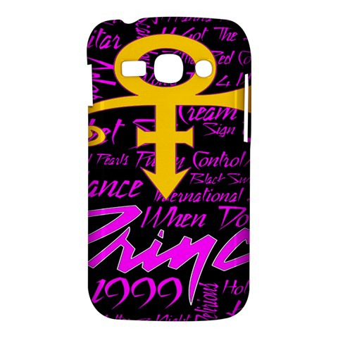 Prince Poster Samsung Galaxy Ace 3 S7272 Hardshell Case
