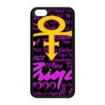 Prince Poster Apple iPhone 5C Seamless Case (Black) Front
