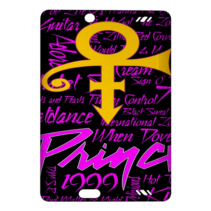 Prince Poster Amazon Kindle Fire HD (2013) Hardshell Case