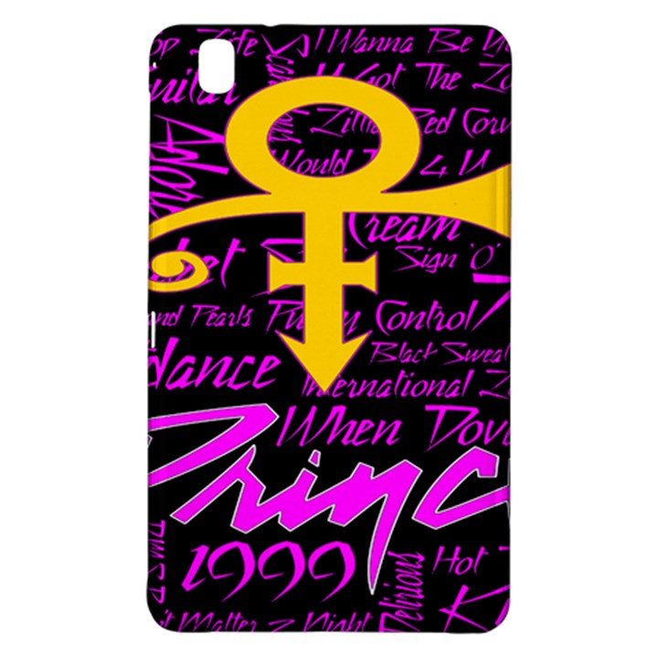 Prince Poster Samsung Galaxy Tab Pro 8.4 Hardshell Case