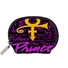 Prince Poster Accessory Pouches (small)
