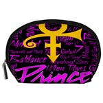 Prince Poster Accessory Pouches (Large)  Front