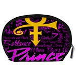Prince Poster Accessory Pouches (Large)  Back