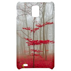 Magic forest in red and white Samsung Infuse 4G Hardshell Case