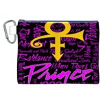 Prince Poster Canvas Cosmetic Bag (XXL) Front
