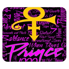 Prince Poster Double Sided Flano Blanket (Small)