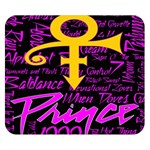 Prince Poster Double Sided Flano Blanket (Small)  50 x40 Blanket Back