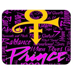 Prince Poster Double Sided Flano Blanket (Medium)