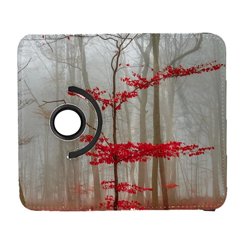 Magic forest in red and white Samsung Galaxy S  III Flip 360 Case