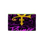 Prince Poster Cosmetic Bag (XS) Back