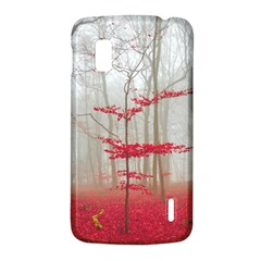Magic forest in red and white LG Nexus 4