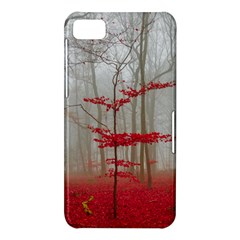 Magic forest in red and white BlackBerry Z10