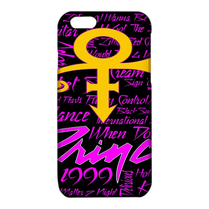 Prince Poster iPhone 6/6S TPU Case