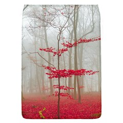 Magic Forest In Red And White Flap Covers (l)