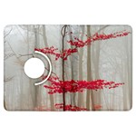 Magic forest in red and white Kindle Fire HDX Flip 360 Case Front