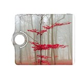 Magic forest in red and white Kindle Fire HDX 8.9  Flip 360 Case Front