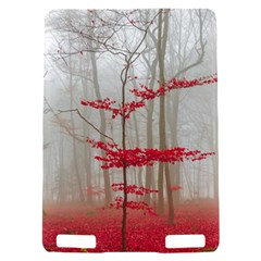 Magic Forest In Red And White Kindle Touch 3G