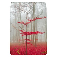 Magic Forest In Red And White Flap Covers (s)