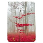 Magic Forest In Red And White Flap Covers (S)  Front