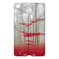 Magic Forest In Red And White Nexus 7 (2013)