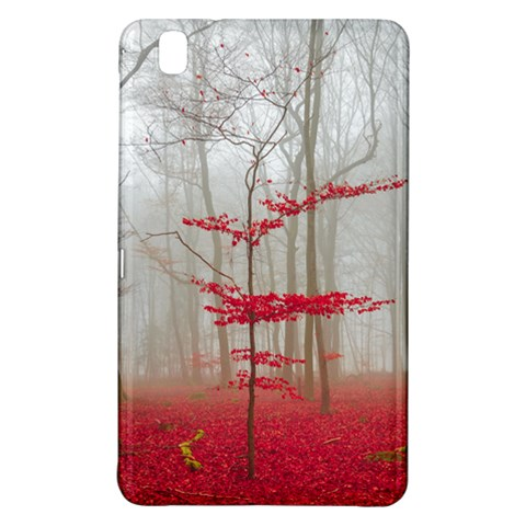 Magic Forest In Red And White Samsung Galaxy Tab Pro 8.4 Hardshell Case