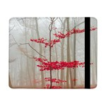Magic Forest In Red And White Samsung Galaxy Tab Pro 8.4  Flip Case Front