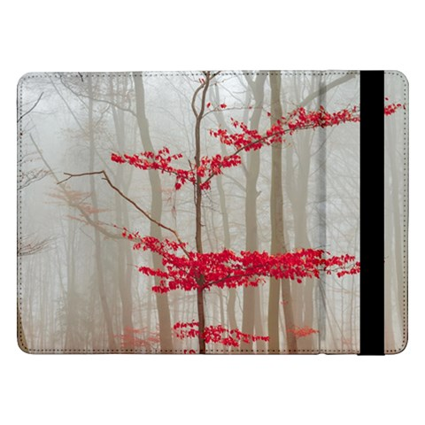 Magic Forest In Red And White Samsung Galaxy Tab Pro 12.2  Flip Case