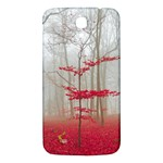 Magic Forest In Red And White Samsung Galaxy Mega I9200 Hardshell Back Case Front