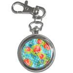 Red Cherries Key Chain Watches Front