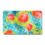 Red Cherries Magnet (Rectangular) Front