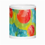 Red Cherries Morph Mugs Center