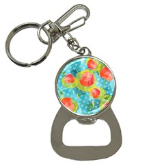 Red Cherries Bottle Opener Key Chains