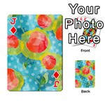 Red Cherries Playing Cards 54 Designs  Front - DiamondJ