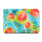 Red Cherries Small Doormat  24 x16 Door Mat - 1