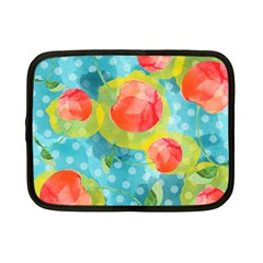 Red Cherries Netbook Case (Small)