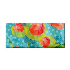 Red Cherries Hand Towel