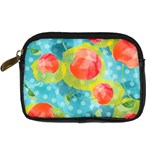 Red Cherries Digital Camera Cases Front