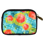 Red Cherries Digital Camera Cases Back