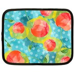 Red Cherries Netbook Case (XXL)  Front