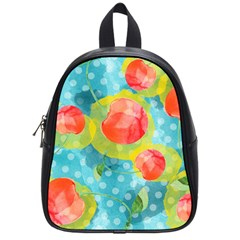Red Cherries School Bags (Small)