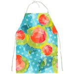 Red Cherries Full Print Aprons Front