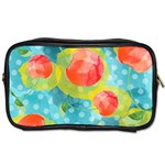 Red Cherries Toiletries Bags 2-Side Front