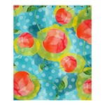 Red Cherries Shower Curtain 60  x 72  (Medium)  60 x72 Curtain