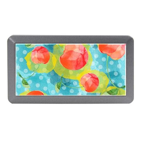 Red Cherries Memory Card Reader (Mini)