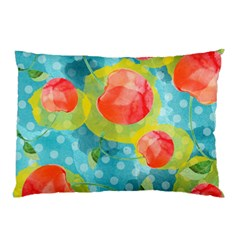 Red Cherries Pillow Case (Two Sides)