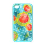 Red Cherries Apple iPhone 4 Case (Color) Front