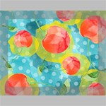 Red Cherries Deluxe Canvas 16  x 12   16  x 12  x 1.5  Stretched Canvas
